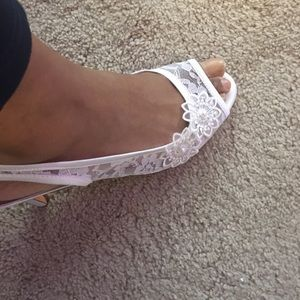 Shoes - Bridal Shoe - good for wide foot- brand new